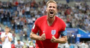 Harry Kane, Man of The Match dan Top Skor Piala Dunia 2018