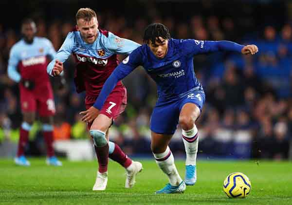 Prediksi Laga West Ham Vs Chelsea 2 Juli 2020 di London Stadium