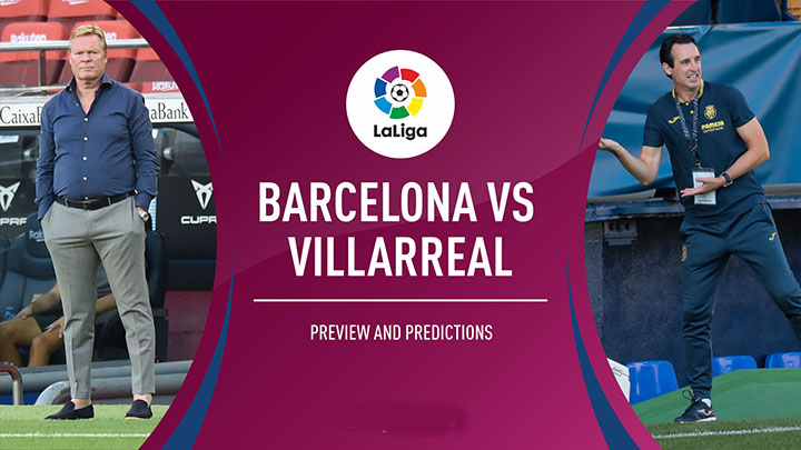 Prediksi Barcelona vs Villarreal 28 September 2020 di Camp Nou