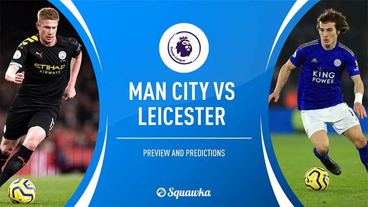 Prediksi Manchester City vs Leicester City 27 September 2020