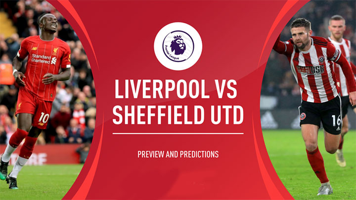 Prediksi Liverpool vs Sheffield United 25 Oktober 2020 di Anfield