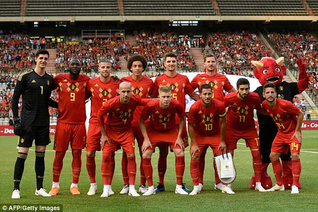 Eden Hazard Generasi Emas Belgia Harus membuat Hal Besar di Piala Dunia 2018