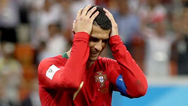 Gagal Penalti, Ada Apa Dengan Cristiano Ronaldo