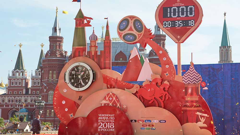 Tantangan yang akan kamu temui saat pergi ke Piala dunia Rusia 2018