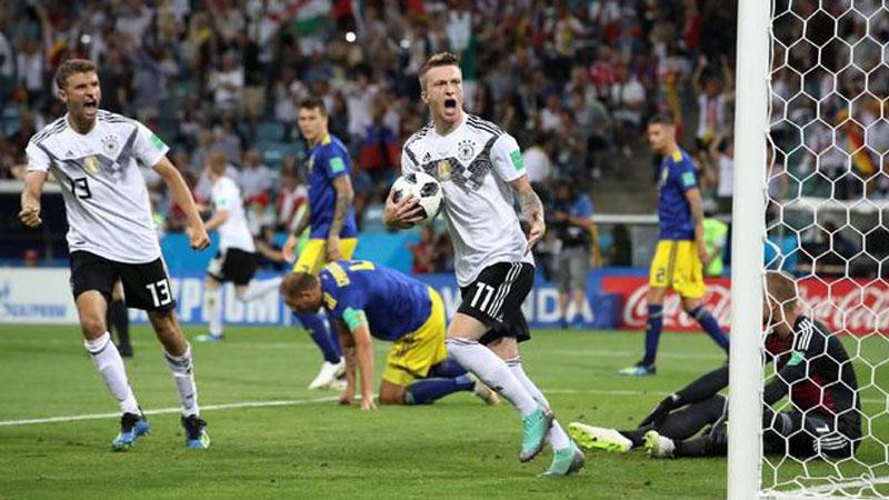Toni Kroos Pahlawan Jerman di Piala Dunia 2018