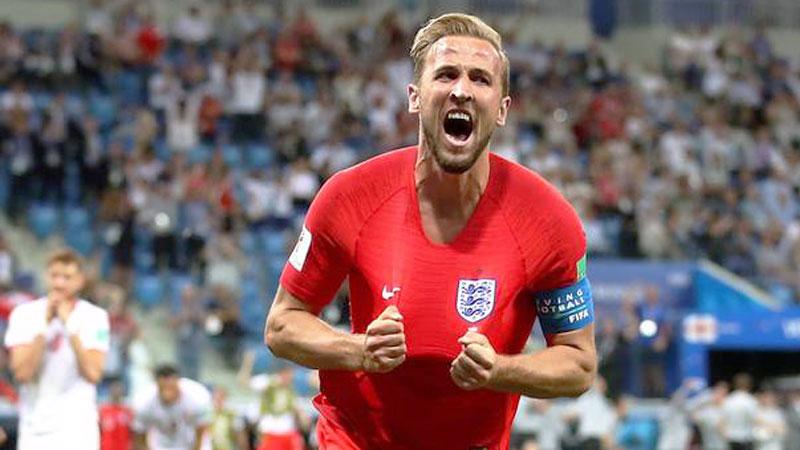 Harry Kane, Man of The Match dan Top Skor Piala Dunia 2018