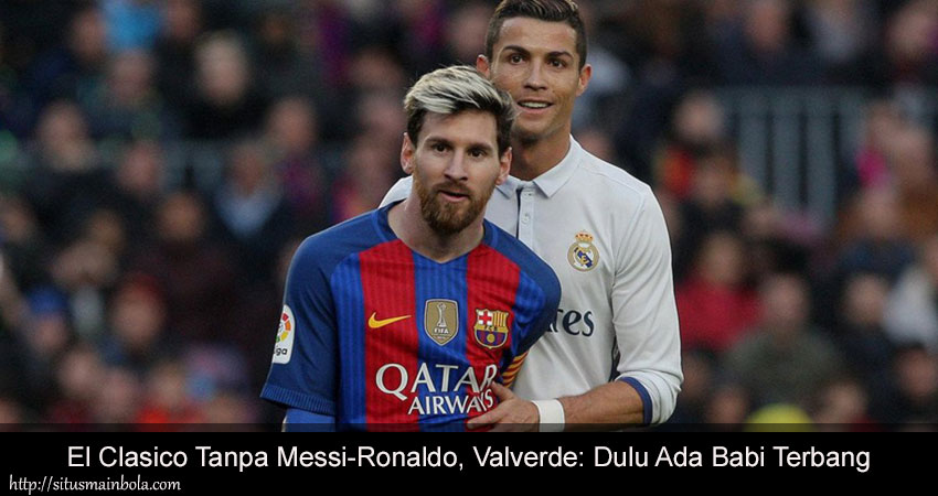 El Clasico Sebelum Messi dan Ronaldo