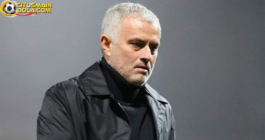 Mourinho Tidak Mengharapkan