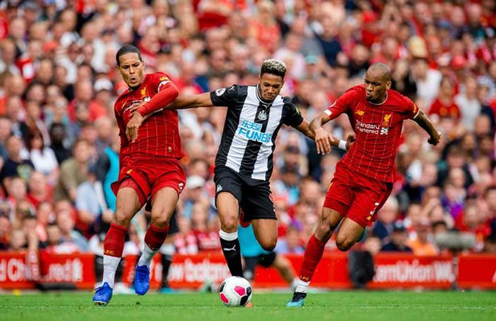 Info Prediksi Newcastle vs Liverpool 26 Juli 2020 di St James Park