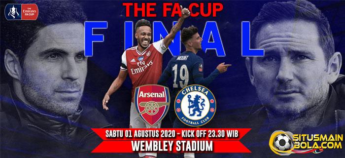 Prediksi Arsenal vs Chelsea 01 Agustus 2020