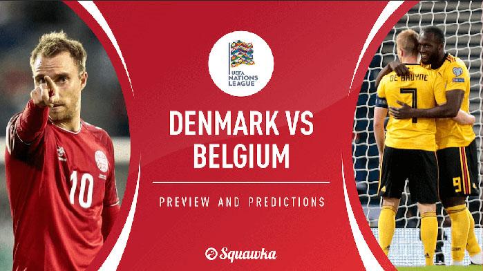 Prediksi Denmark Vs Belgia 6 September 2020 di Telia Parken