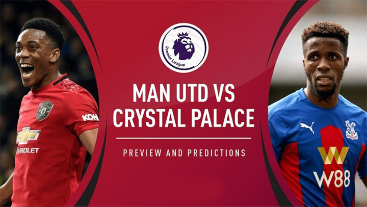 Prediksi Manchester United vs Crystal Palace 19 September 2020