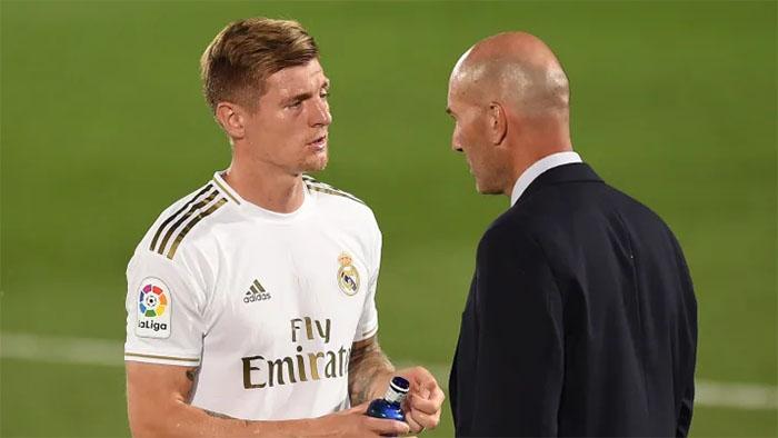 Zinedine Zidane Puji Toni Kroos, Gelandang Top yang Sering Terabaikan
