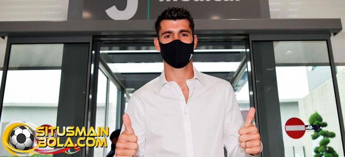 Alvaro Morata Siap Merapat Ke Juventus