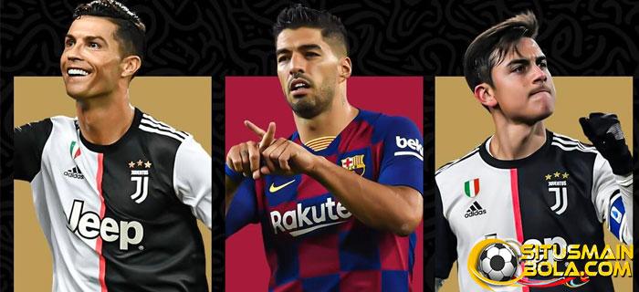Juventus Resmi Dapatkan Suarez
