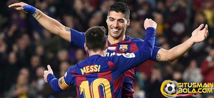 Nasib Luis Suarez Di Barcelona