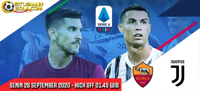 Prediksi AS Roma vs Juventus 28 September 2020