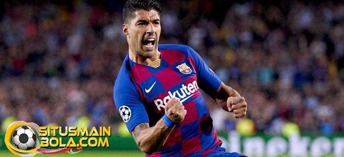 Suarez Mulai Diasingkan Dalam Latihan Barcelona