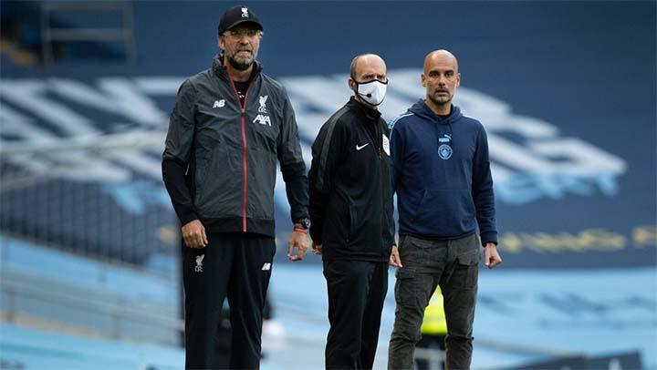 Klopp dan Guardiola Tentang Sistem Pergantian Pemain Premier League