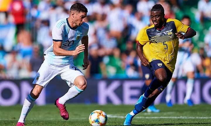 Prediksi Argentina vs Ekuador 9 Oktober 2020 di La Bombonera