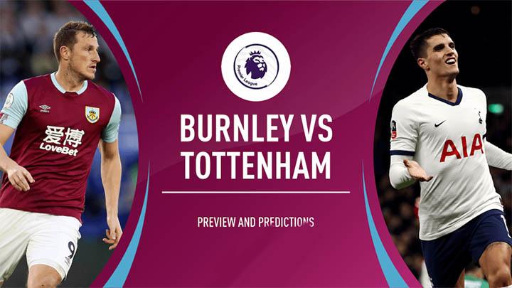 Prediksi Burnley vs Tottenham 27 Oktober 2020 di Turf Moor