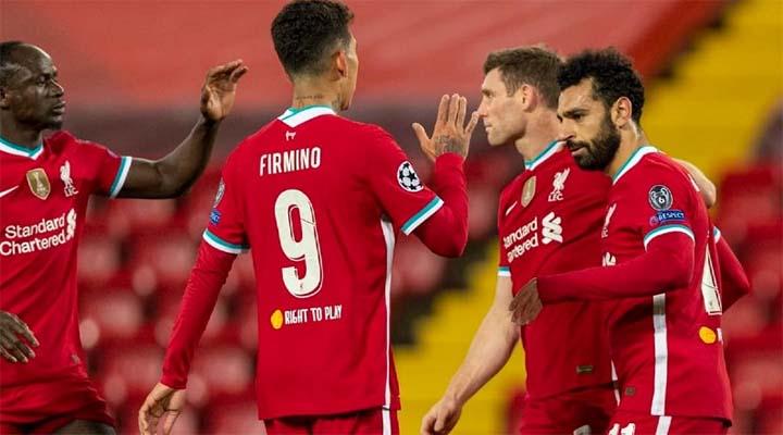 Prediksi Atalanta vs Liverpool 4 November 2020 di Atleti Azzurri d'Italia