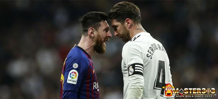 Duet Sergio Ramos dan Lionel Messi di Manchester City