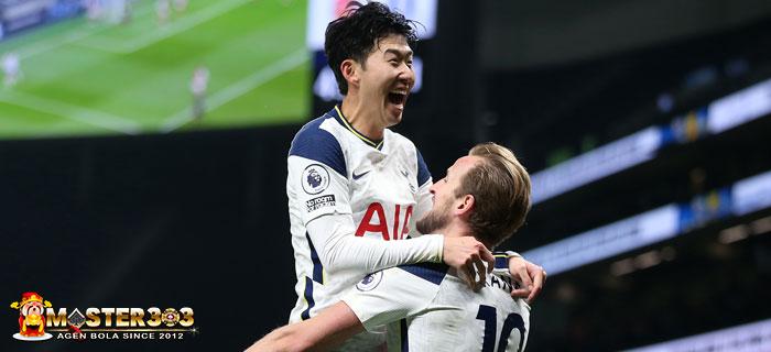 Duet Kane Dan Son Bisa Bantu Tottenham Juara EPL