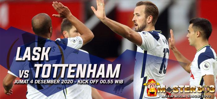 Prediksi LASK vs Tottenham 4 Desember 2020