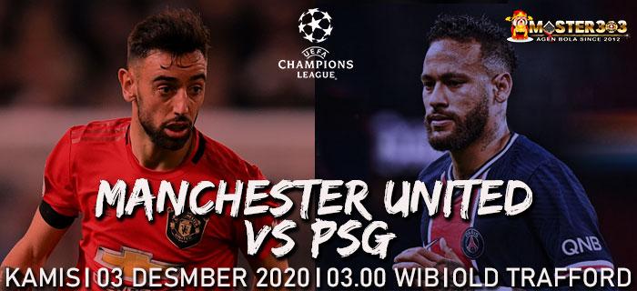 Prediksi Manchester United vs PSG