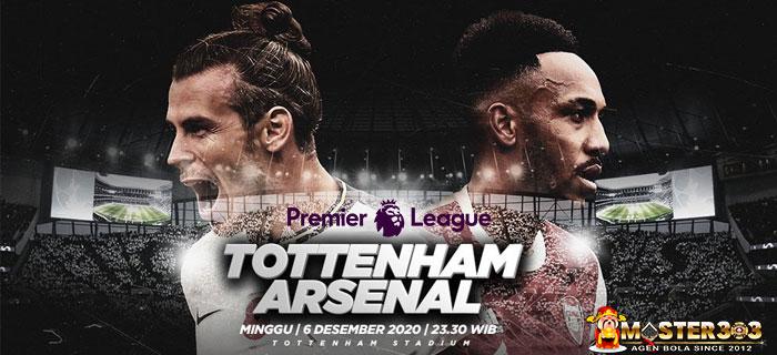 Prediksi Tottenham vs Arsenal 6 Desember 2020