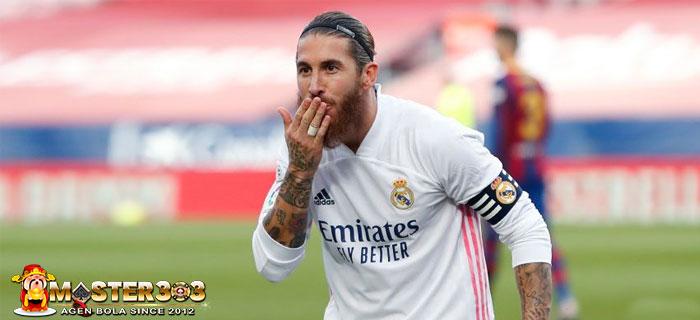 Sergio Ramos Dilirik Jose Mourinho Untuk Diboyong Ke Tottenham