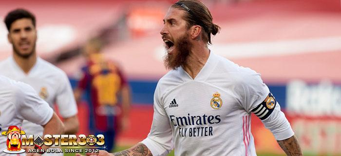 Ramos Tolak Potong Gaji Di Real Madrid